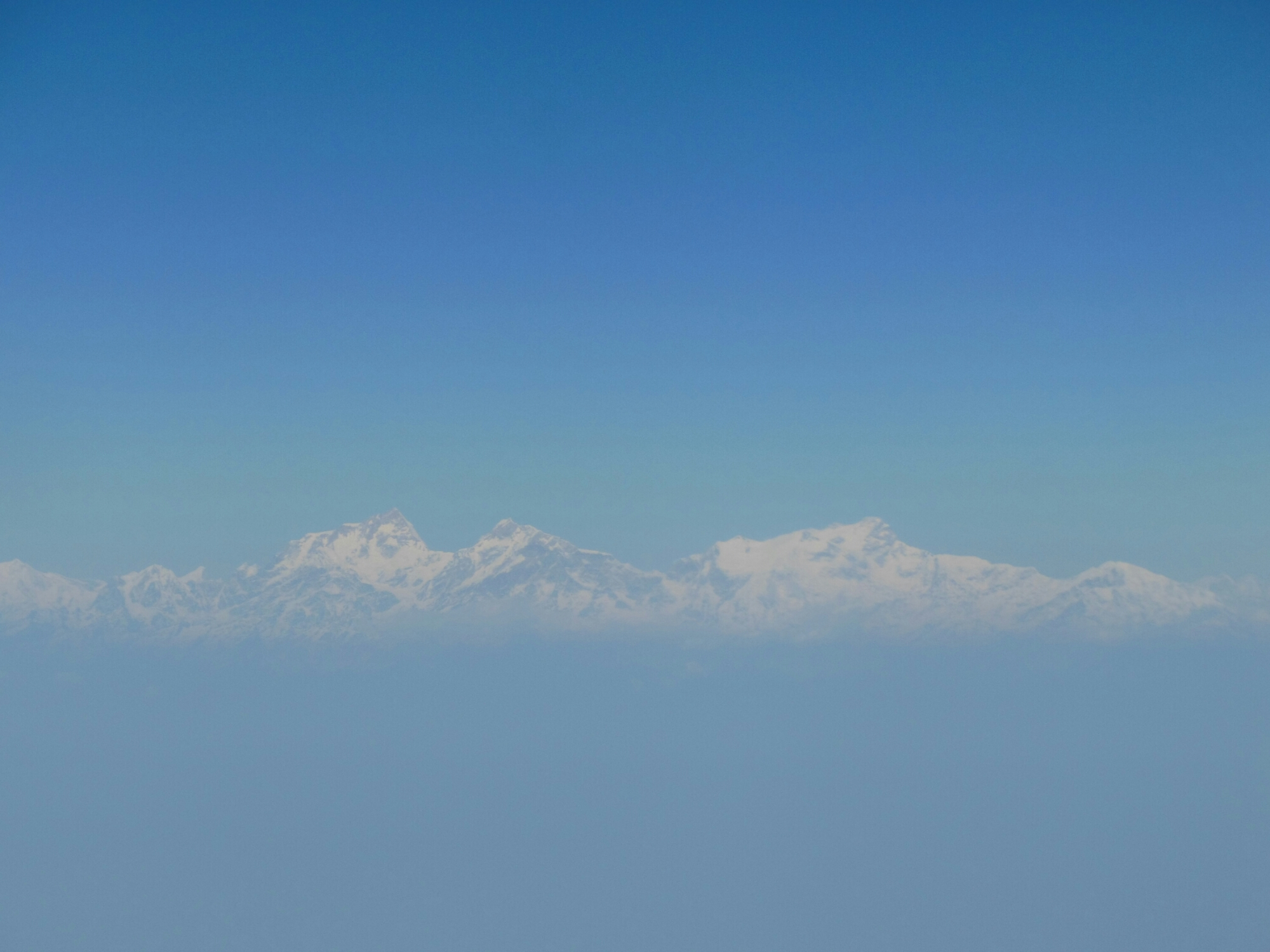 Nepal- Country tucked in the Himalayas